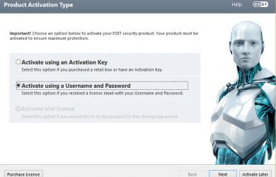 Username And Password Eset Node 32 Update 23 Mei 2016