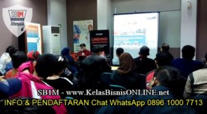Kursus Internet Digital Marketing SB1M di Manado Sulawesi Selatan